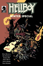 Image: Hellboy Winter Special 2018  (cover B - Moon) - Dark Horse Comics