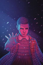 Image: Stranger Things #4 (cover B - Bartel) - Dark Horse Comics