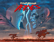 Image: Xerxes: The Fall of the House of Darius and the Rise of Alexander HC  - Dark Horse Comics