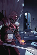 Image: Witcher: Of Flesh & Flame #1 - Dark Horse Comics