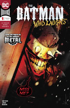 Image: Batman Who Laughs #1 - DC Comics