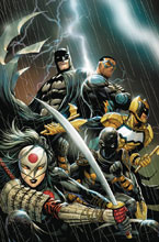 Image: Batman and the Outsiders #1 - DC Comics