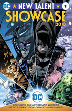 Image: New Talent Showcase 2018 #1 - DC Comics