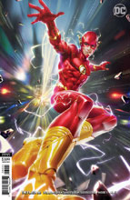 Image: Flash #60 (variant cover - Derek Chew) - DC Comics