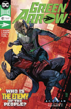 Image: Green Arrow #47 - DC Comics