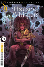 Image: House of Whispers #4 - DC Comics - Vertigo