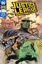 Image: Justice League #14 - DC Comics