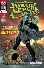 Image: Justice League Dark #6 - DC Comics