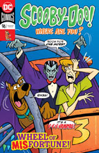 Image: Scooby-Doo, Where Are You? #96 - DC Comics