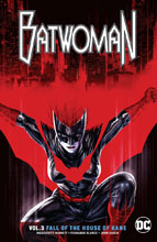 Image: Batwoman Vol. 03: Fall of the House of Kane SC  - DC Comics