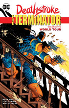 Image: Deathstroke, The Terminator Vol. 05: World Tour SC  - DC Comics