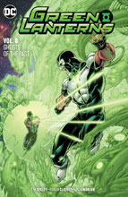 Image: Green Lanterns Vol. 08: Ghosts of the Past SC  - DC Comics