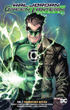 Image: Hal Jordan and the Green Lantern Corps Vol. 07: Darkstars Rising SC  - DC Comics