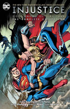 Image: Injustice: Gods Among Us: Year Four: The Complete Collection SC  - DC Comics