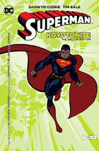 Image: Superman: Kryptonite Deluxe Edition HC  - DC Comics