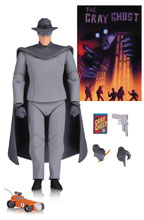 Image: Batman Animated Action Figure: Gray Ghost  - DC Comics