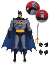 Image: Batman Animated Action Figure: H.A.R.D.A.C.  - DC Comics