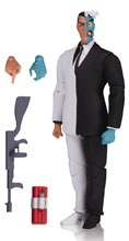 Image: Batman Animated Action Figure: Two-Face  - DC Comics