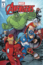 Image: Avengers #1 (IDW) (Sommariva cover) (Web Super Special) - IDW Publishing