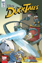 Image: Ducktales #16 (cover B - Ghiglione & Stella) - IDW Publishing