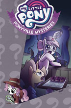 Image: My Little Pony: Ponyville Mysteries Vol. 01 SC  - IDW Publishing