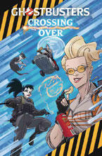 Image: Ghostbusters: Crossing Over SC  - IDW Publishing