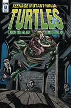 Image: Teenage Mutant Ninja Turtles: Urban Legends #8 (cover A - Fosco) - IDW Publishing