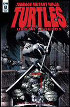 Image: Teenage Mutant Ninja Turtles: Urban Legends #8 (cover B - Fosco & Larsen)  [2018] - IDW Publishing