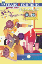 Image: Transformers: Bumblebee - Go for the Gold  - IDW Publishing