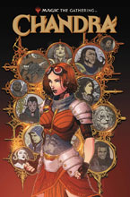 Image: Magic: The Gathering: Chandra  #2  [2018] - IDW Publishing