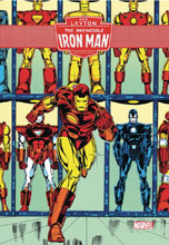 Image: Invincible Iron Man Artist Select Series: Bob Layton HC  - IDW Publishing