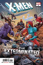 Image: X-Men: Exterminated #1 - Marvel Comics