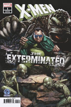 Image: X-Men: The Exterminated #1 (variant Fantastic Four Villains cover - Suayan)  [2018] - Marvel Comics