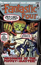 Image: True Believers: Fantastic Four - Puppet Master #1 - Marvel Comics