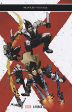 Image: X-Force #1 (variant cover - Zaffino)  [2018] - Marvel Comics