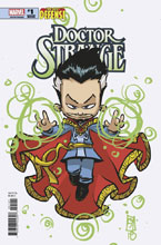Image: Defenders: Doctor Strange #1 (variant cover - Young) - Marvel Comics