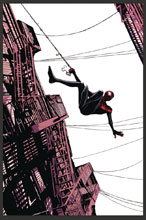 Image: Miles Morales: Spider-Man #1 (variant cover - Torque) - Marvel Comics