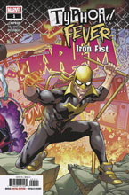 Image: Typhoid Fever: Iron Fist #1 - Marvel Comics