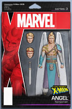 Image: Uncanny X-Men #5 (variant Action Figure cover - Christopher) - Marvel Comics