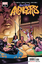 Image: West Coast Avengers #5 - Marvel Comics