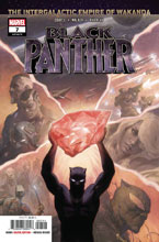 Image: Black Panther #7 - Marvel Comics