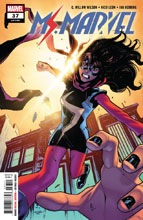 Image: Ms. Marvel #37 - Marvel Comics