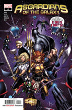 Image: Asgardians of the Galaxy #4 - Marvel Comics