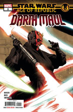 Image: Star Wars: Age of Republic - Darth Maul #1 - Marvel Comics