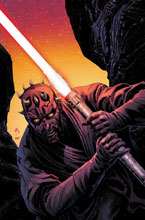 Image: Star Wars: Age of Republic - Darth Maul #1 (variant Luke cover - Ross) - Marvel Comics