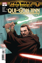Image: Star Wars: Age of Republic - Qui-Gon Jinn #1 - Marvel Comics