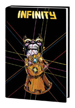 Image: Infinity by Starlin & Hickman Omnibus HC  - Marvel Comics