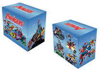Image: Avengers: Earth Mightiest Box Set Slipcase  - Marvel Comics