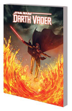 Image: Star Wars: Darth Vader: Dark Lord of the Sith Vol. 04: Fortress Vader SC  - Marvel Comics