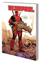 Image: Deadpool Skottie Young Vol. 01: Mercin Hard for Money SC  - Marvel Comics